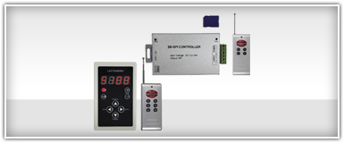 Car Light System Controllers