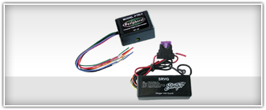 Car Audio Accessory Triggers & Timers