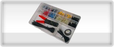 Car Audio Wiring Installation Kits