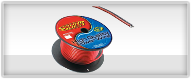 Car Audio 10 Gauge Power Wire