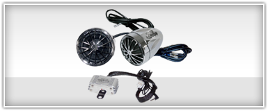 Motorcycle Amplifier & Speaker Combos