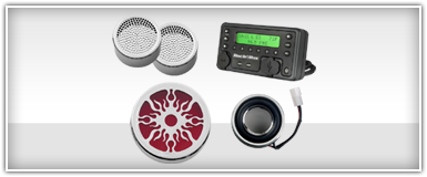 Motorcycle Speaker Accessories