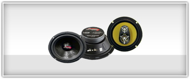 8 Inch Car Speakers