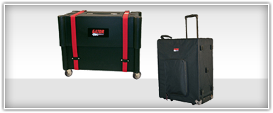 Pro Audio Amp Cases