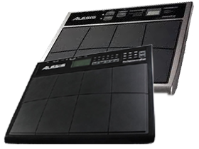Practice Pads, Electronic Drum Pads