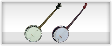 Banjo Guitars