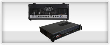Pro Audio Portable Amplifiers