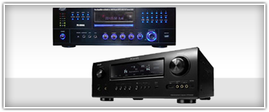 Pro Audio Receivers