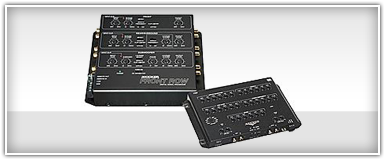 Car Audio Signal Processors