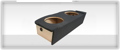 Nissan Custom Subwoofer Enclosure