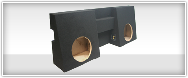 Toyota Custom Subwoofer Enclosure