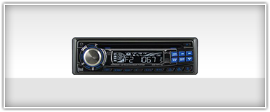 In-Dash CD/MP3 Players