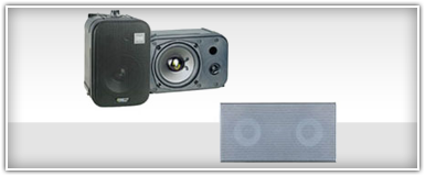 Home Theater In Wall Speakers