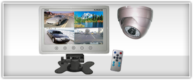 Home Security & Surveillance Monitors
