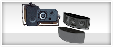 Home Theater Waterproof Speakers