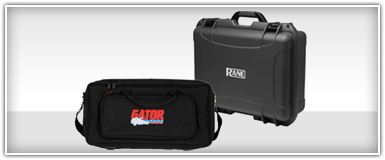 Pro Audio Cases & Bags