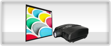 Pro Audio Video Projectors